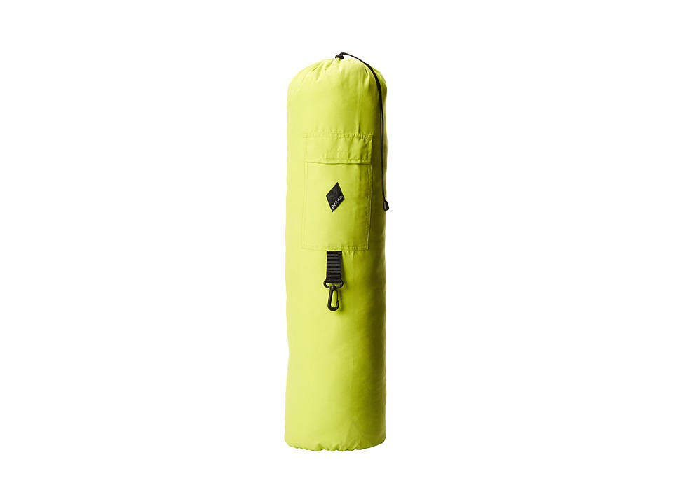 Prana - Steadfast Mat Bag (Electric Lime) Bags