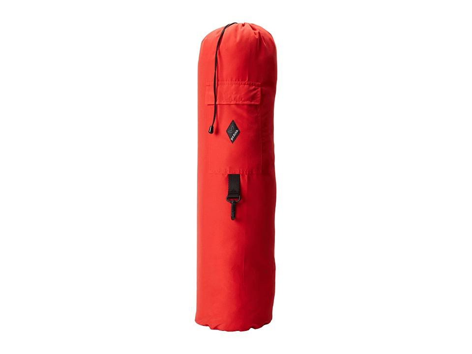 Prana - Steadfast Mat Bag (Scarlet) Bags