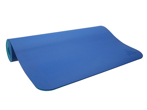 Prana - E.C.O. Yoga Mat (Sapphire) Athletic Sports Equipment