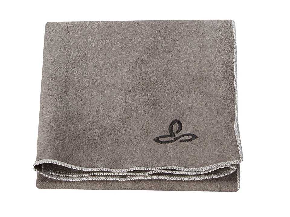 Prana - Maha Hand Towel (Grey) Bath Towels