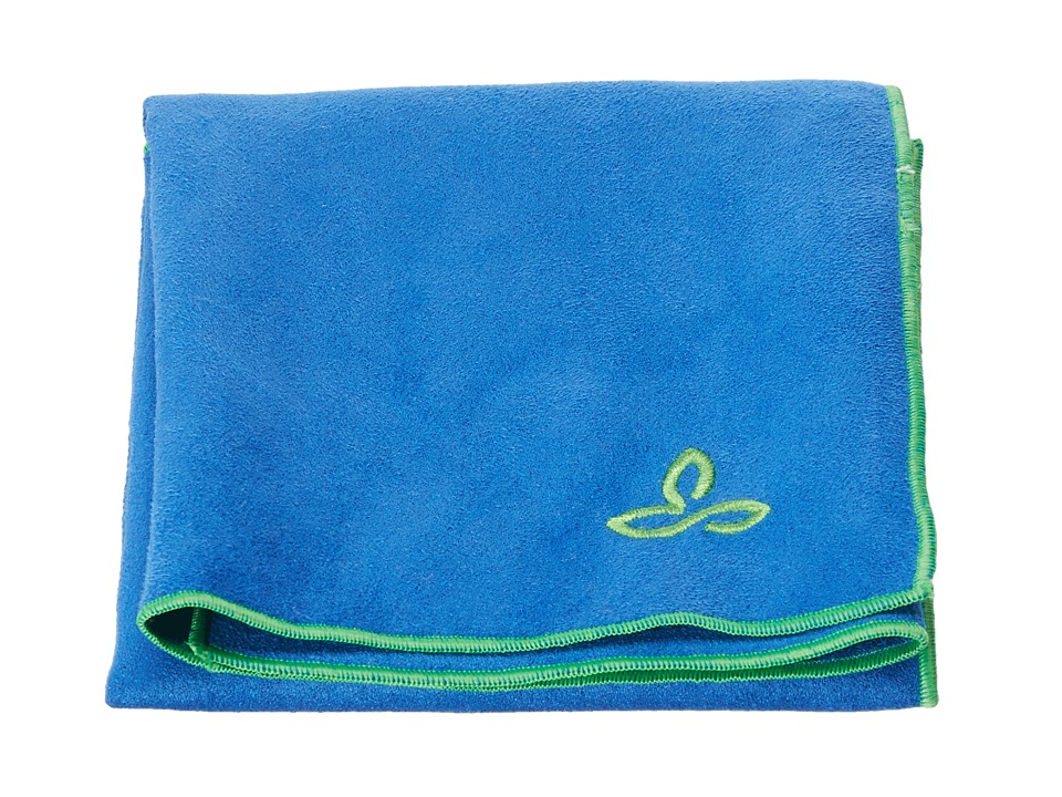 Prana - Maha Hand Towel (Sapphire) Bath Towels