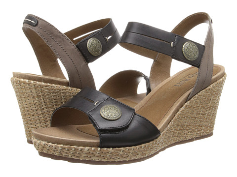 Cobb Hill - Molly (Black Multi) Women's Sandals