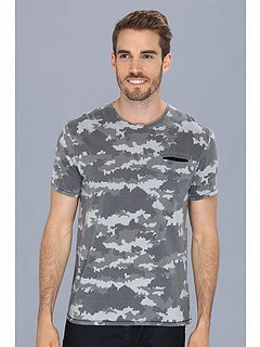 SALE! $15.8 - Save $24 on Calvin Klein Jeans SS Camo Print Tee (Altitude) Apparel - 60.00% OFF $39.50