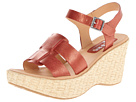 Korks by Kork-Ease - Brie (True Red Metallic) - Footwear