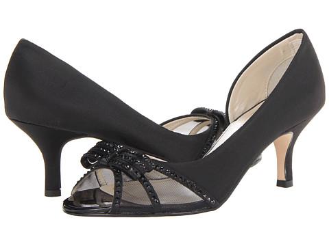 Caparros - Kenzo (Black Sateen) High Heels