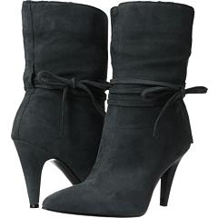 Nine West PaintedHrt (Dark Grey Suede) Footwear
