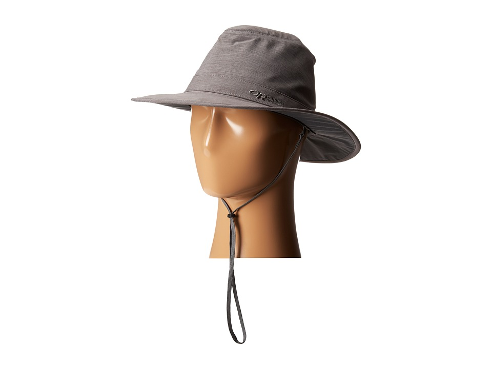 Outdoor Research - Olympia Rain Hat (Pewter) Caps