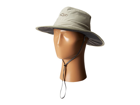 Outdoor Research - Ghost Rain Hat (Khaki) Caps