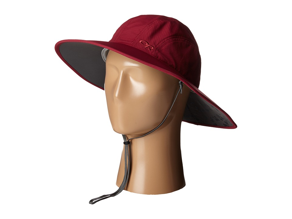Outdoor Research - Oasis Sombrero (Mulberry) Traditional Hats
