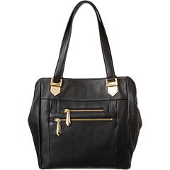 SALE! $166.99 - Save $111 on Perlina Handbags Belinda Tote (Black) Bags and Luggage - 39.93% OFF $278.00