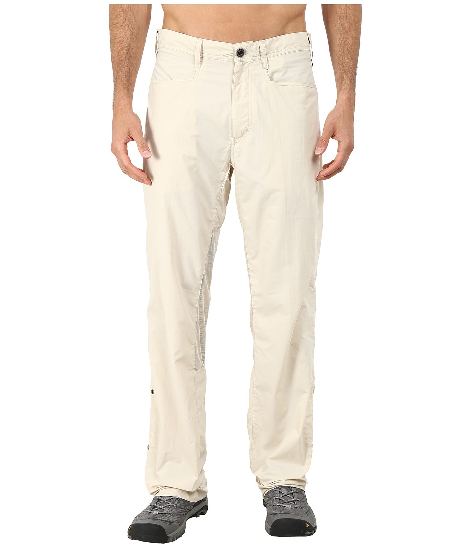 ExOfficio - Bugsaway Sandfly Pant - Regular (Bone) Men's Casual Pants