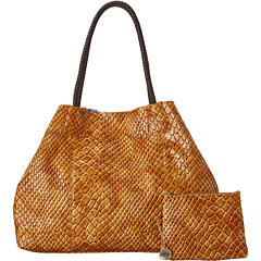 SALE! $49.99 - Save $40 on Big Buddha Amelia (Mustard) Bags and Luggage - 44.42% OFF $89.95