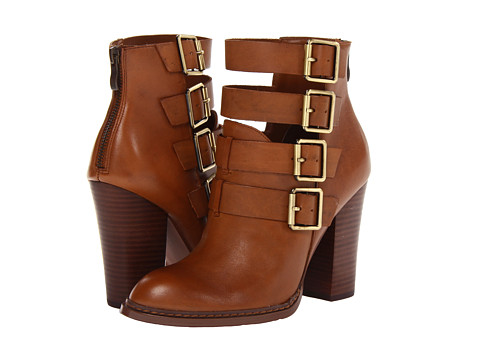 Chinese Laundry - Gadget Saddle (Cognac) High Heels