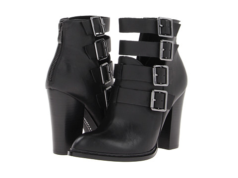 Chinese Laundry - Gadget Saddle (Black) High Heels