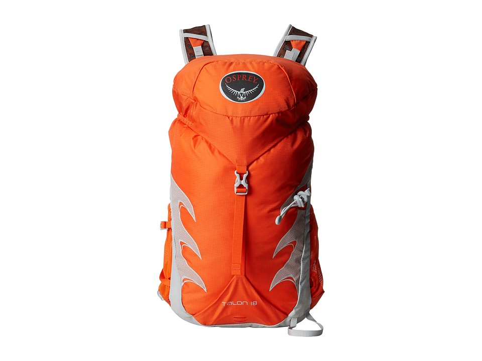 Osprey - Talon 18 (Flame Orange) Day Pack Bags