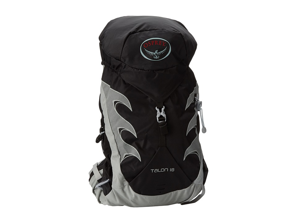 Osprey - Talon 18 (Onyx Black) Day Pack Bags
