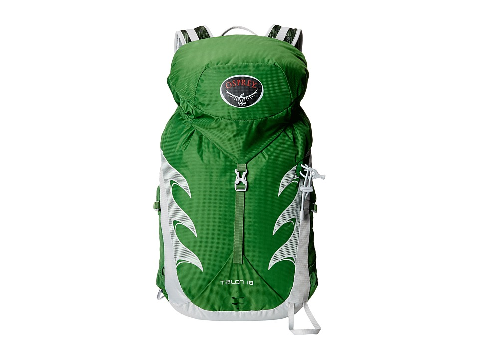 Osprey - Talon 18 (Shamrock Green) Day Pack Bags