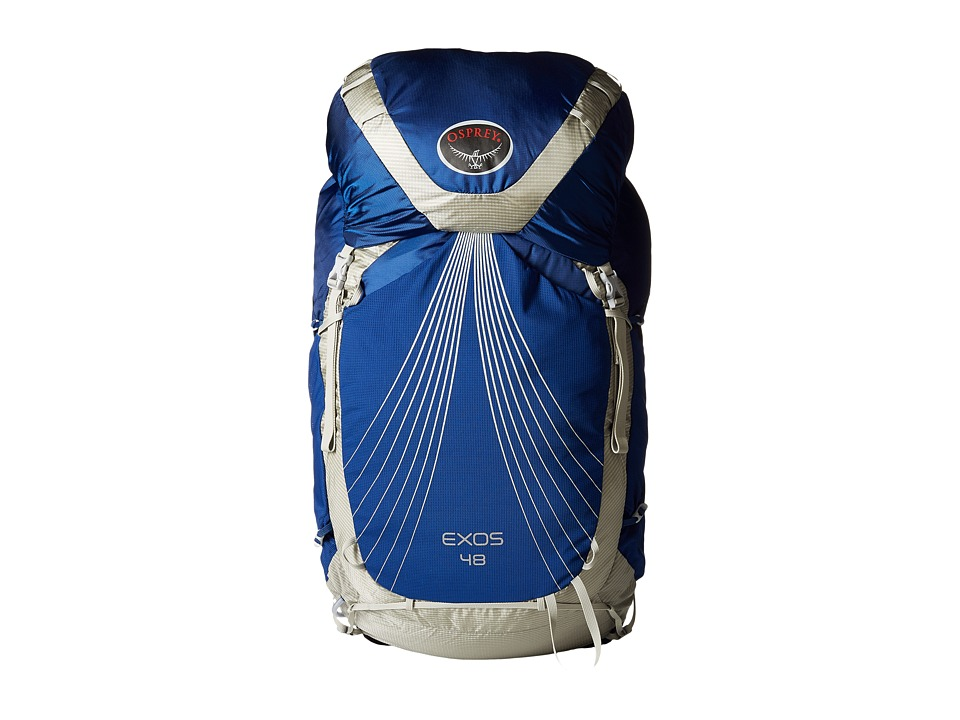 Osprey - Exos 48 (Pacific Blue) Day Pack Bags