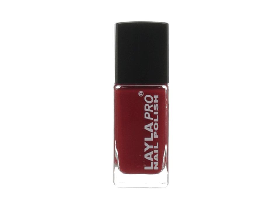 Layla - Layla Pro Nail Polish (Scarlet) Fragrance