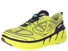 Hoka One One Conquest (Citrus/Black) Men's Running Shoes