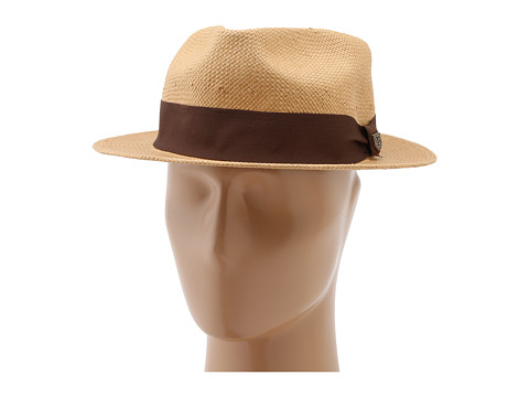 Brixton - Baxter (Tan/Brown) Traditional Hats