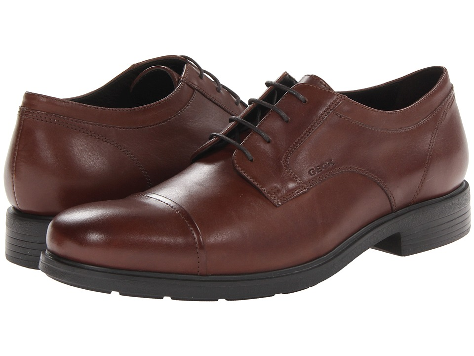 Geox - U Dublin (Light Brown) Men's Shoes