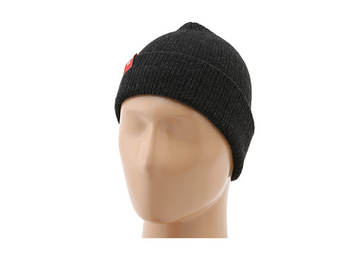 Brixton - Hoover Beanie (Washed Black) Beanies