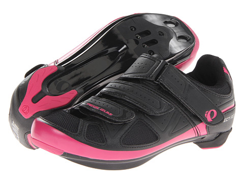 Pearl Izumi - W Select Rd III (Hot Pink/Black) Women's Cycling Shoes