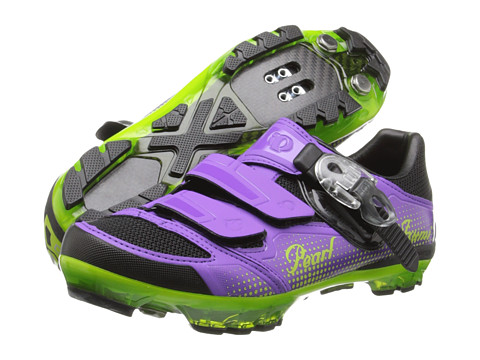 Pearl Izumi - W X-Project 3.0 (Purple/Lime) Women's Cycling Shoes
