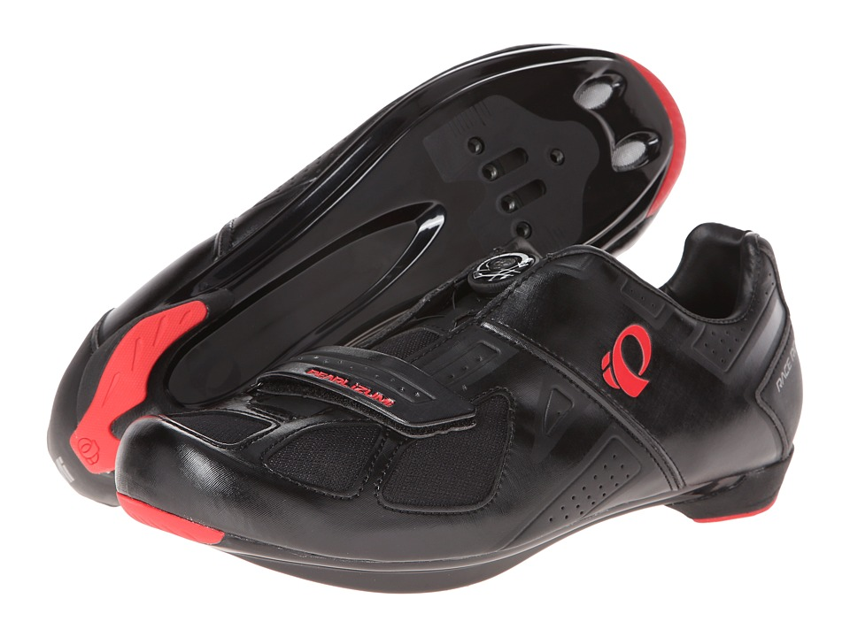 Pearl Izumi - Race Rd III (Black/Black) Men's Cycling Shoes