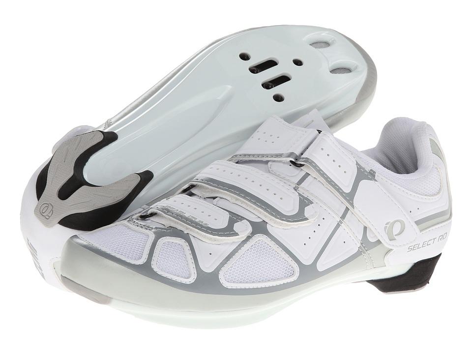 Pearl Izumi - W Select Rd III (White/White) Women's Cycling Shoes