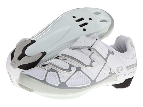 Pearl Izumi - W Select Rd III (White/White) Women's Cycling Shoes