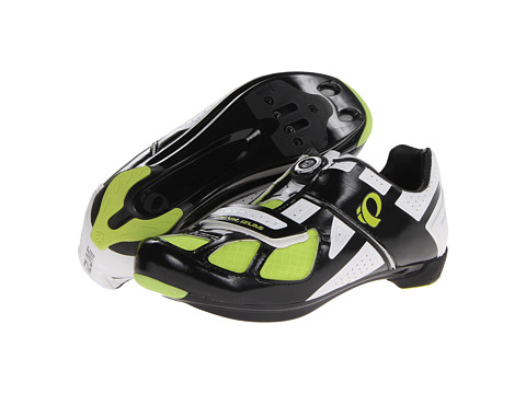 Pearl Izumi - Race Rd III (Black/White) Men's Cycling Shoes