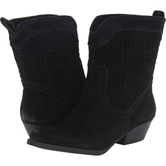 Nine West Shya (Black Suede) Footwear