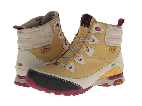 Ahnu - Sugarpine Boot (Honey) Women's Hiking Boots