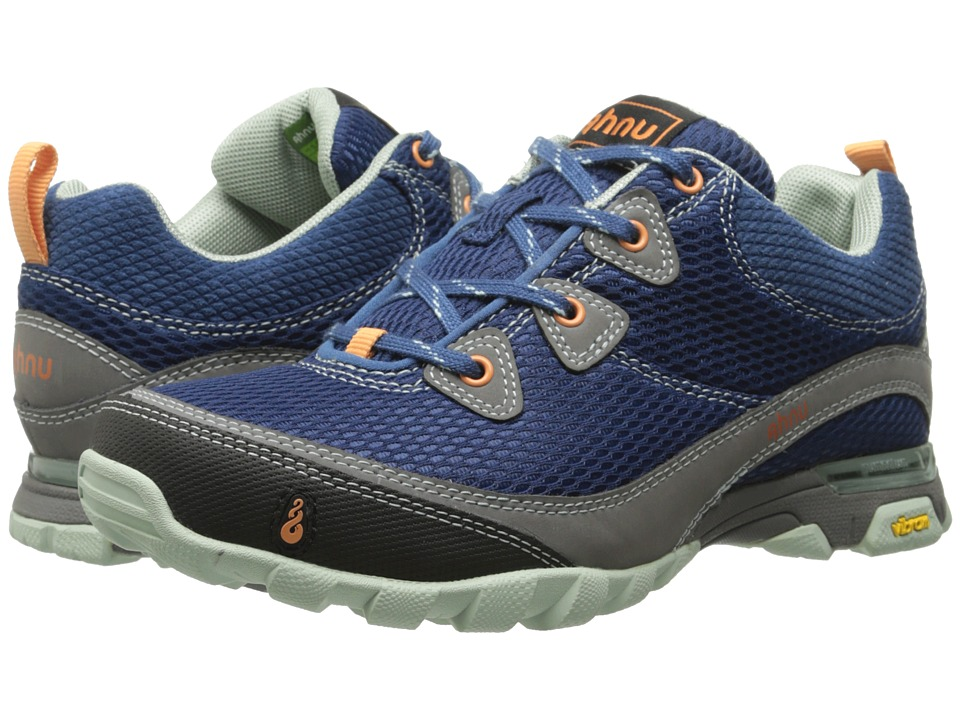 Ahnu - Sugarpine Air Mesh (Dark Blue) Women's Shoes