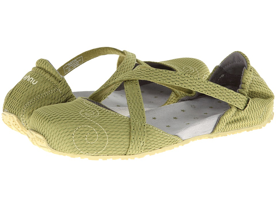 Ahnu - Karma Mesh (Dark Citron) Women's Shoes