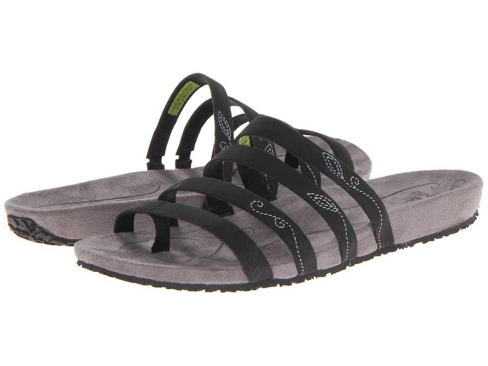 Ahnu - Iris (Black) Women's Shoes