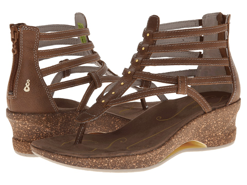Ahnu - Merida (Toffee) Women's Wedge Shoes