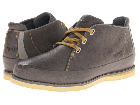 Ahnu - Harris (Medium Grey) Men's Lace-up Boots