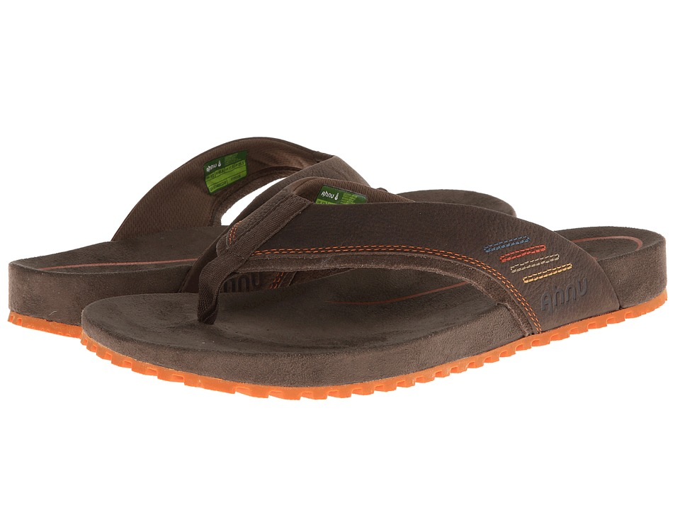 Ahnu - Simeon (Chocolate Chip) Men's Sandals