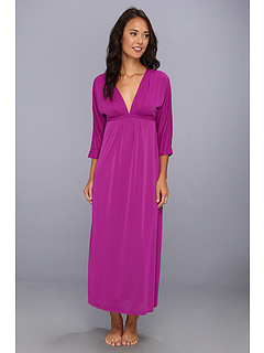 SALE! $56.99 - Save $103 on Natori Aphrodite Nightgown (Violet) Apparel - 64.38% OFF $160.00