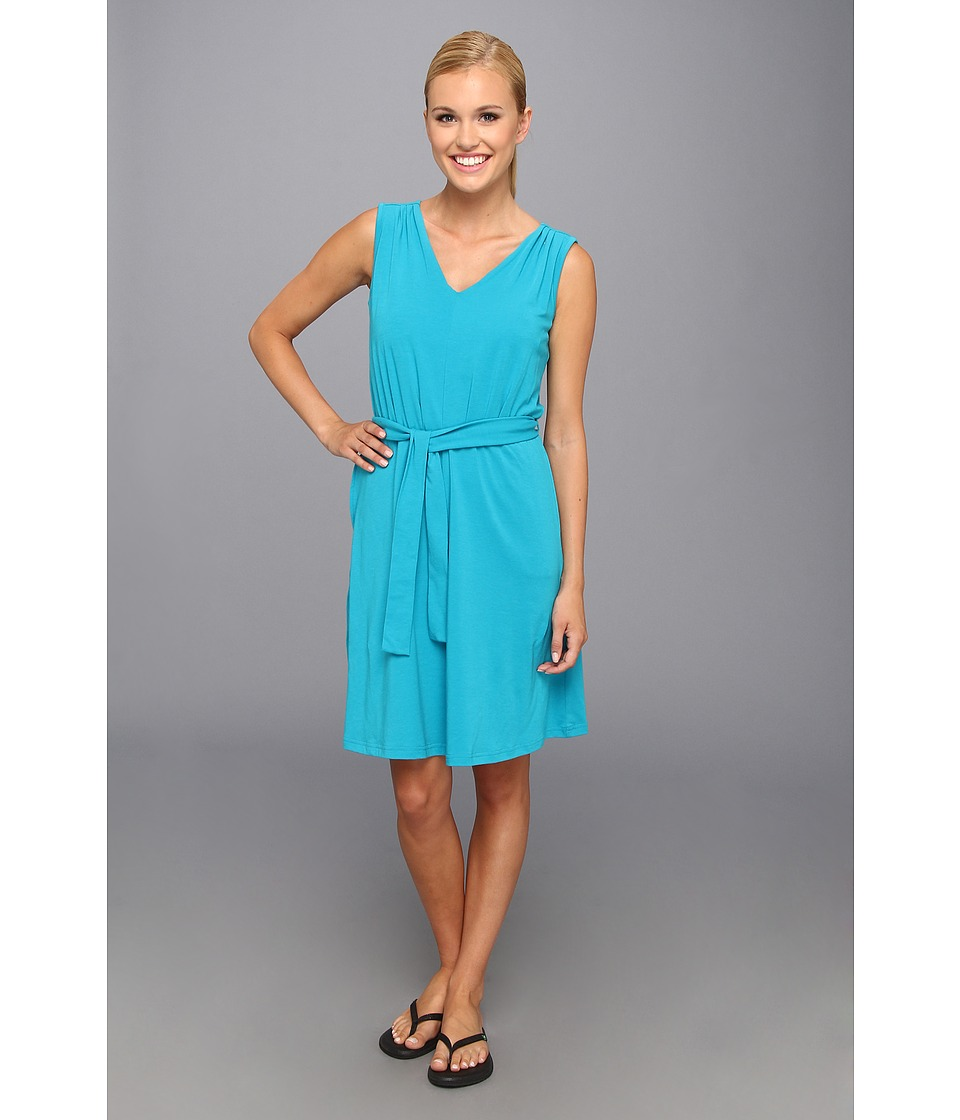 ExOfficio - Go-To 24 Hour Dress (Chlorine) Women's Dress