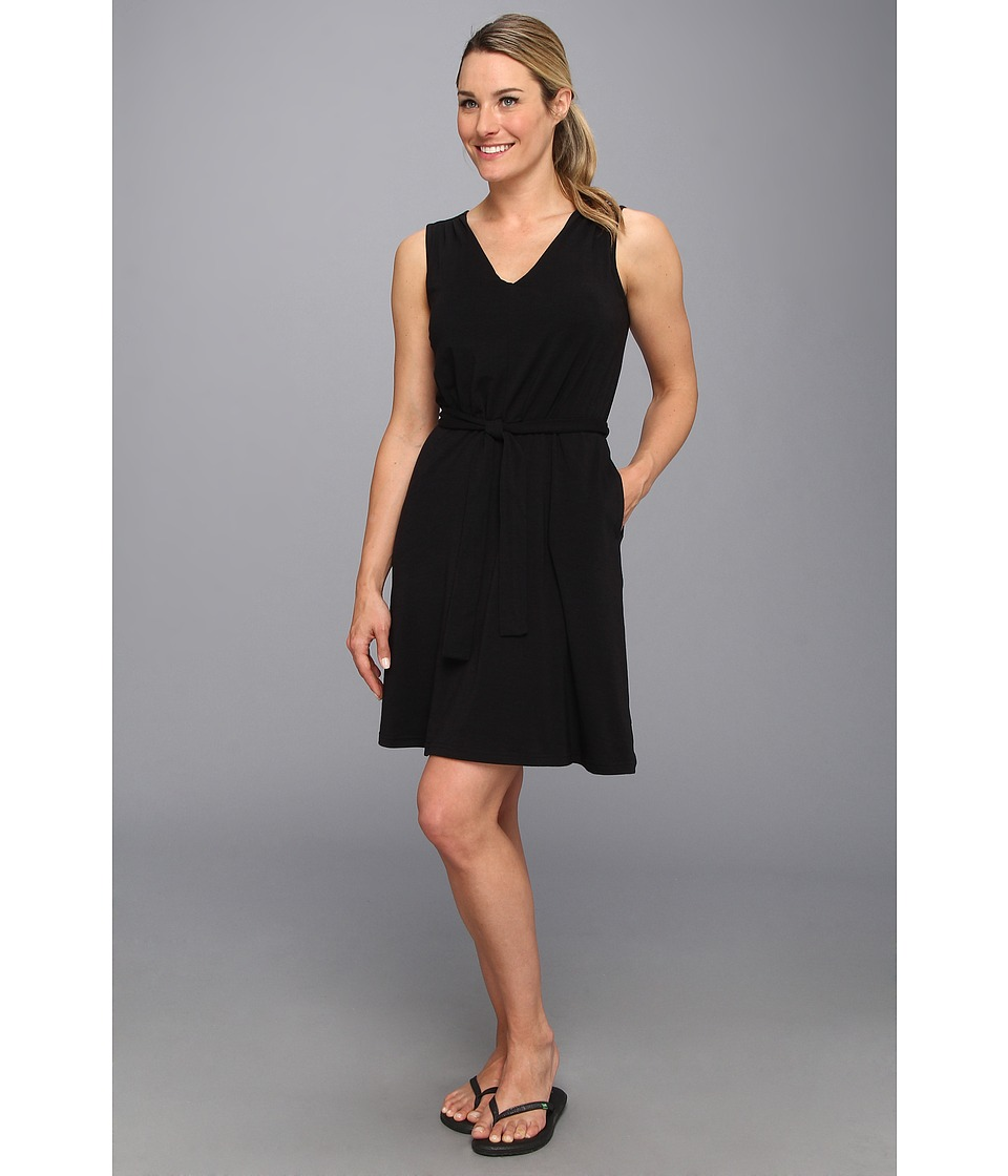 ExOfficio - Go-To 24 Hour Dress (Black) Women's Dress