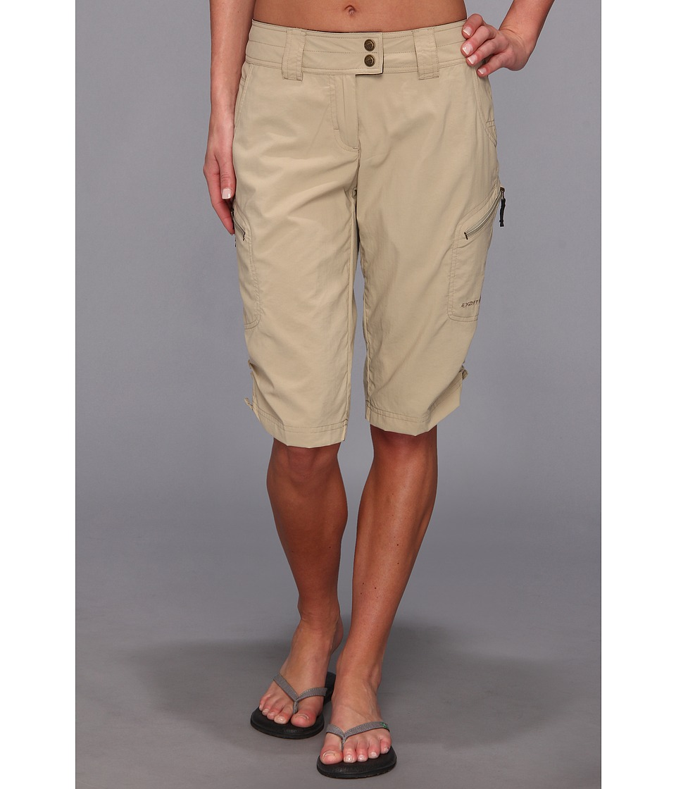 ExOfficio - Nomad Dig'R (Light Khaki 2) Women's Capri
