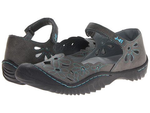 J-41 - Lotus (Grey) Women's Shoes