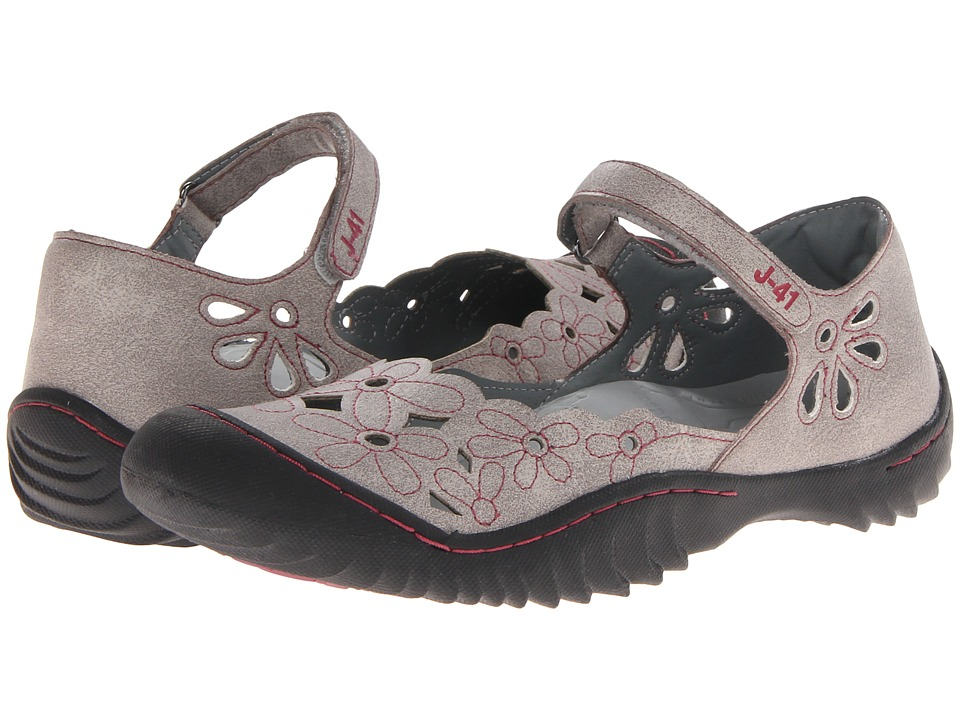 J-41 - Lotus (Cement) Women's Shoes