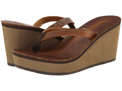 Cushe - Cushe Fresh Anisa (Tan) Women's Sandals