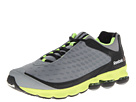 Reebok DMXSky Impact (Flat Grey/Black/Neon Yellow) Men's Walking Shoes