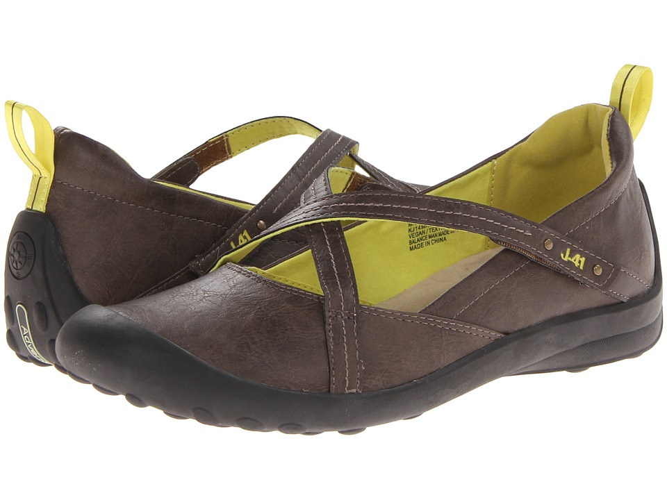 J-41 - Martini - Vegan (Tobacco) Women's Shoes